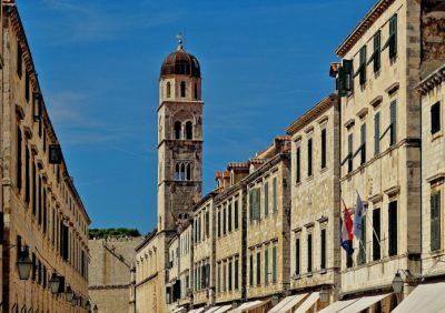 Top 10 Sehenswürdigkeiten Dubrovnik. Stradun.