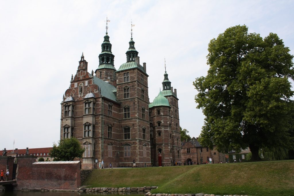 Top 10 SehenswürdihkeitenKopenhagen: Schloss Rosenborg