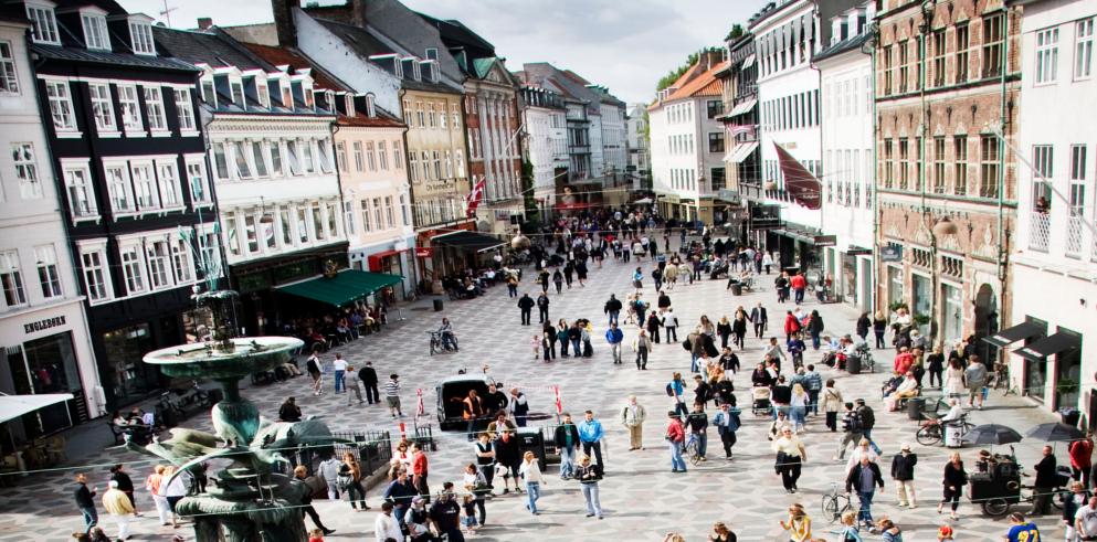 Stroevet. Top 10 Sehenswürdigkeiten Kopenhagen.