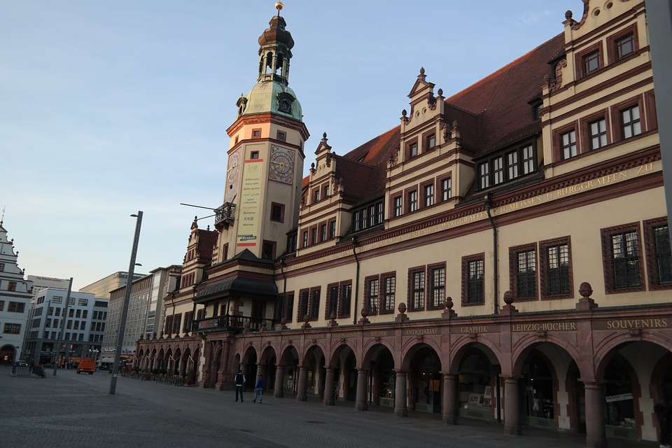 Top 10 Leipzig: Altes Rathaus