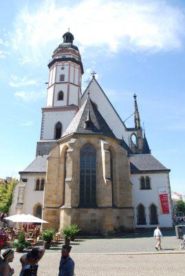 Top 10 Leipzig: Thomaskirche