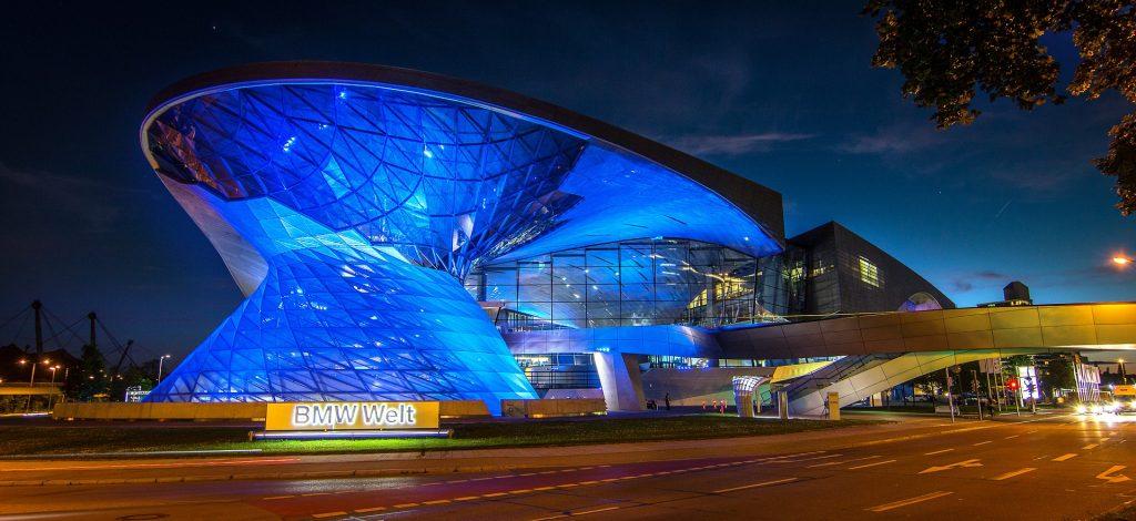 Top 10 Muenchen BMW Welt