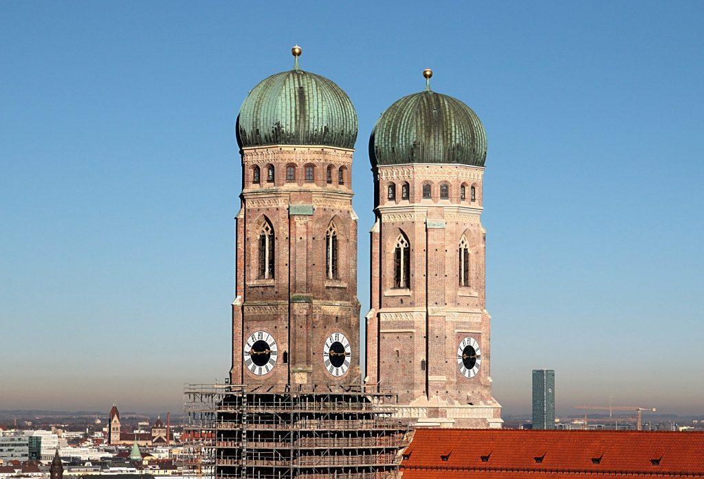 Top 10 Muenchen Frauenkirche