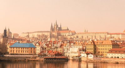 Top 10 Prag Burg Panorama