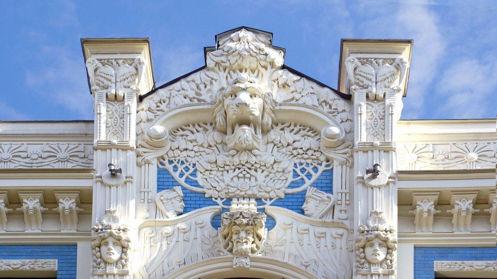 Top 10 Riga: Albertistraße