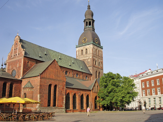 Top 10 Riga: Dom