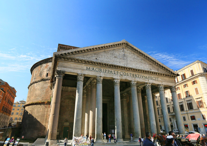 Top 10 Rom: Pantheon