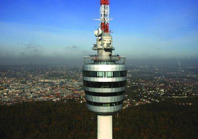 Top 10 Stuttgart Fernsehturm