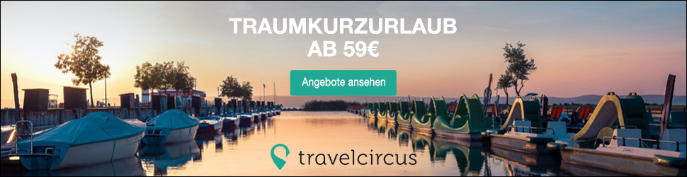 Travelcircus Traumkurzurlaub