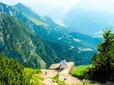 Berchtesgaden Ausblick