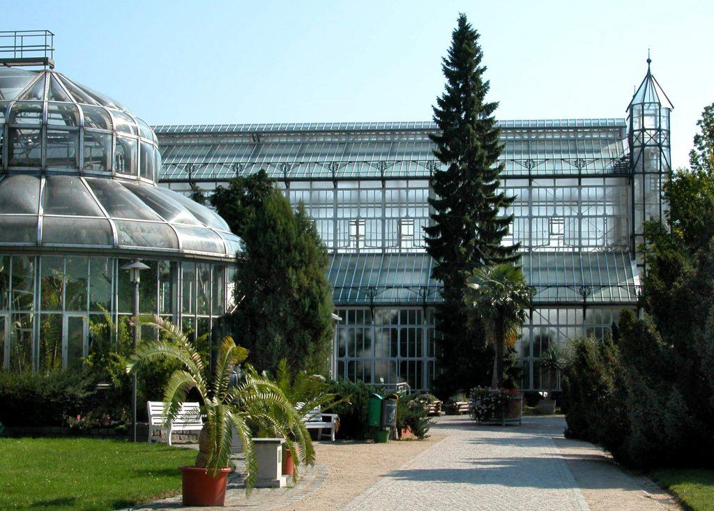 Reisetipps Berlin: Botanischer Garten Berlin