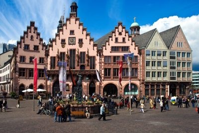 Frankfurt am Main Stadtkern