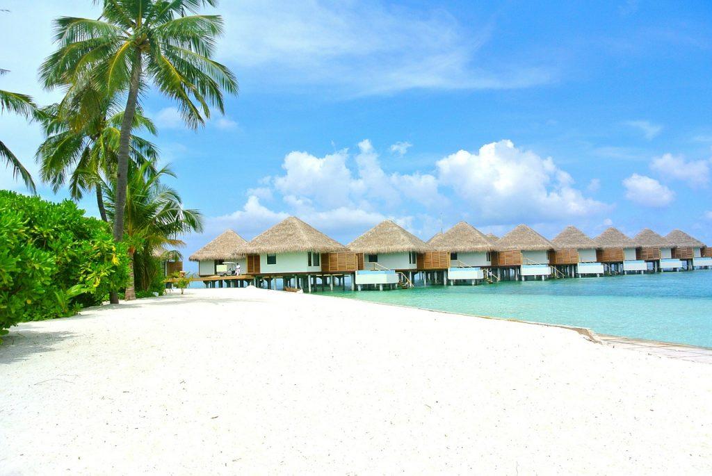 Partnerland und Urlaubsziel Malediven