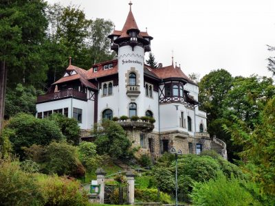Schloss in Rathen