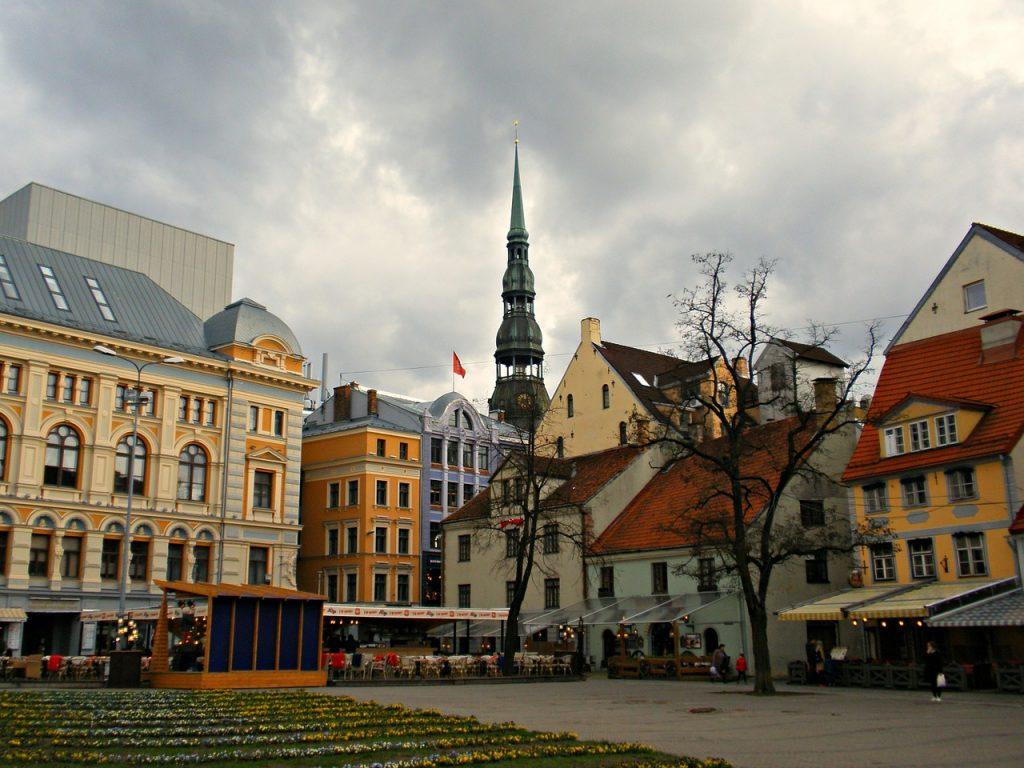 Top 10 Sehenswürdigkeiten Riga. Zentralmarkt