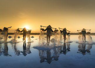 Urlaub in Vietnam