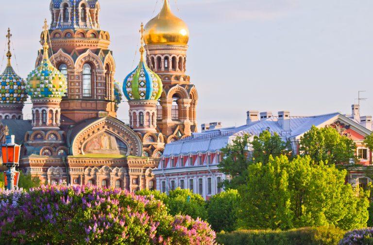 Sehenswürdigkeiten St. Petersburg
