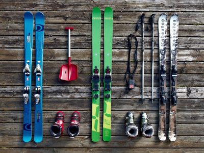Ski Ausrüstung