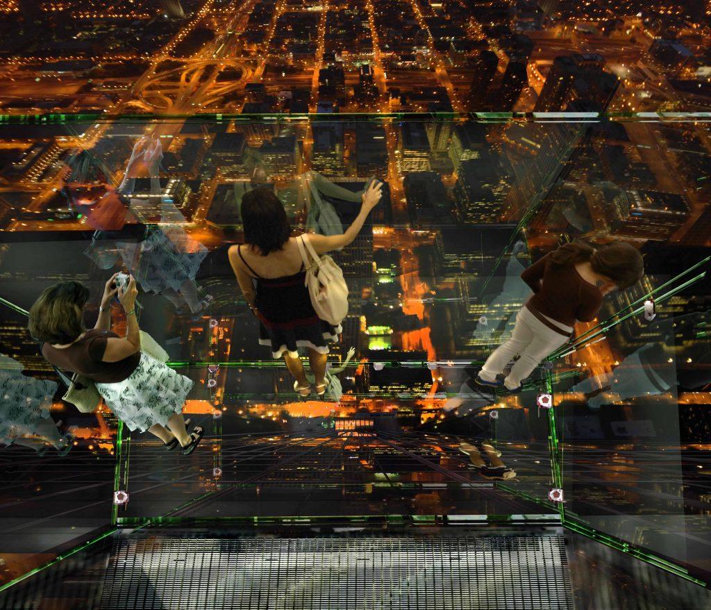 The Ledge in Chicago, Foto:SOM